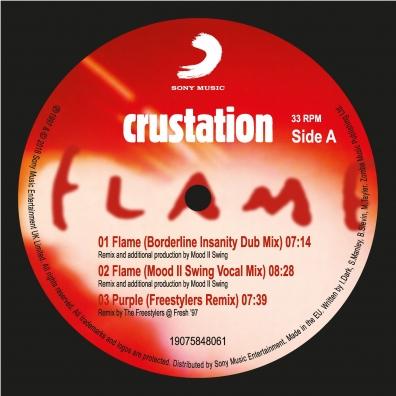 Crustation (Крустатион): Flame