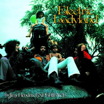 Jimi Hendrix (Джими Хендрикс): Electric Ladyland (50Th Anniversary Deluxe Edition)
