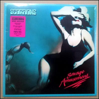 Scorpions (Скорпионс): Savage Amusement