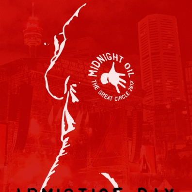 Midnight Oil (Миднайт Оил): Armistice Day: Live At The Domain, Sydney