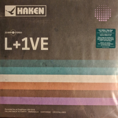 Haken (Хакен): L+1VE