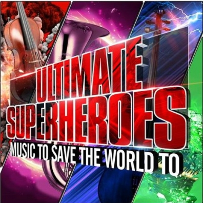 Czech Philharmonic Orchestra (Чешский филармонический оркестр): Ultimate Superheroes – Music To Save The World To
