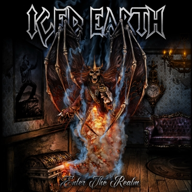 Iced Earth (Айсед Ерс): Enter The Realm Ep