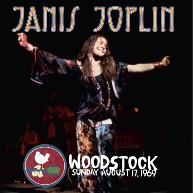 Janis Joplin (Дженис Джоплин): Woodstock Sunday August 17, 1969 (RSD2019)