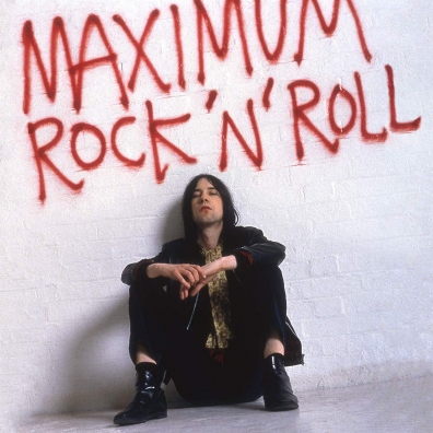 Primal Scream (Примал Скрим): Maximum Rock 'N' Roll: The Singles