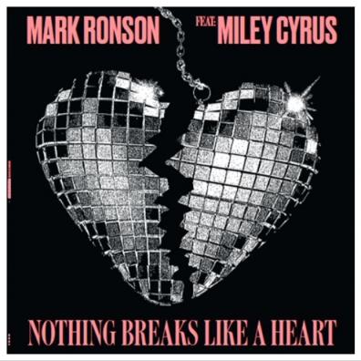 Mark Ronson (Марк Ронсон): Nothing Breaks Like A Heart (RSD2019)
