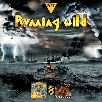 Running Wild (Раннинг Вайлд): Original Vinyl Classics: The Rivalry + Victory