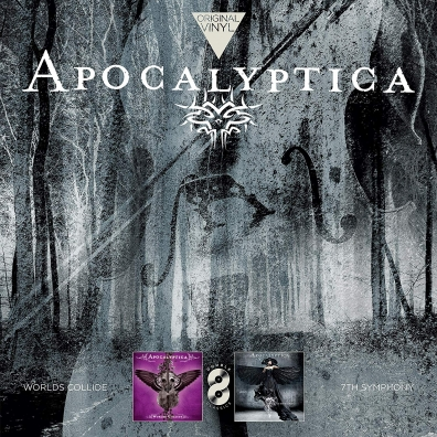 Apocalyptica (Апокалиптика): Original Vinyl Classics: Worlds Collide + 7Th Symphony