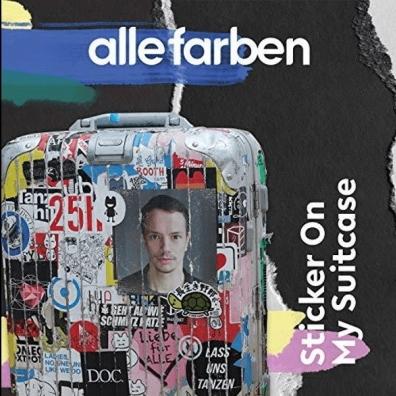 Alle Farben (Алле Фарбен): Sticker On My Suitcase
