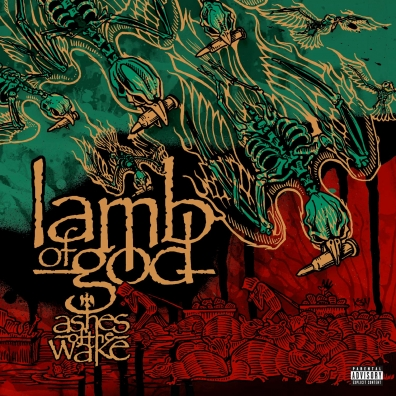 Lamb Of God (Ламб Оф Год): Ashes Of The Wake (15Th Anniversary)