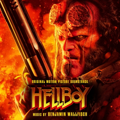 Benjamin Wallfisch (Бенджамин Уоллфиш): Hellboy