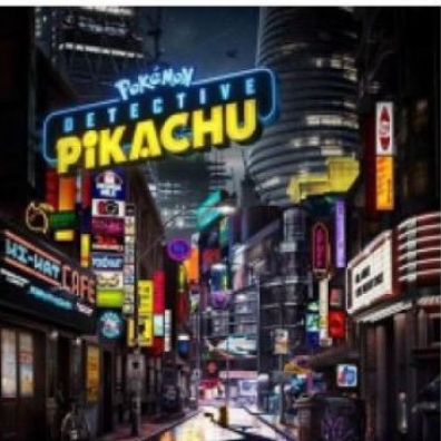 Henry Jackman (Генри Джекман): Pokemon Detective Pikachu