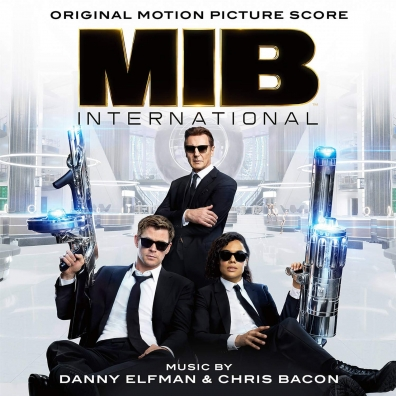 Elfman Danny (Дэнни Эльфман): Men In Black: International