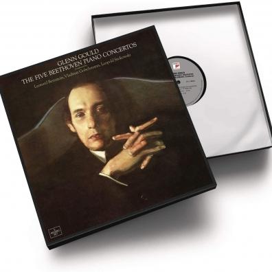 Glenn Gould (Гленн Гульд): Beethoven: The 5 Piano Concertos