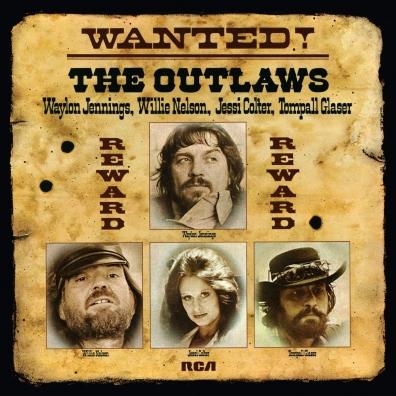 Waylon Jennings (Уэйлон Дженнингс): Wanted! The Outlaws