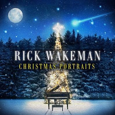 Rick Wakeman (Рик Уэйкман): Christmas Portraits
