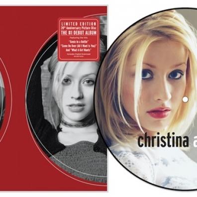 Christina Aguilera (Кристина Агилера): Christina Aguilera (20Th Anniversary)