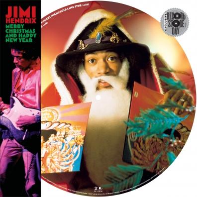 Jimi Hendrix (Джими Хендрикс): Merry Christmas And Happy New Year (RSD2019)