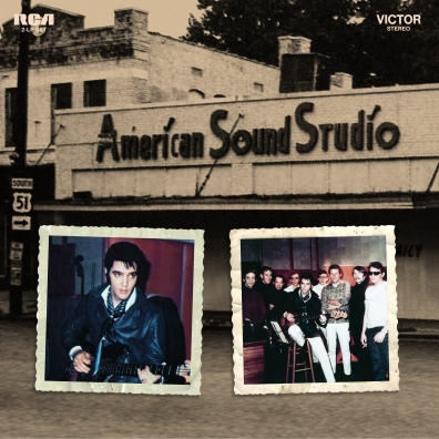 Elvis Presley (Элвис Пресли): American Sound 1969 Highlights (RSD2019)