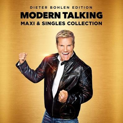 Modern Talking (Модерн Токинг): Maxi & Singles Collection