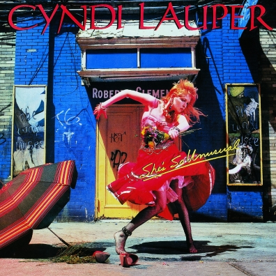 Cyndi Lauper (Синди Лопер): She'S So Unusual
