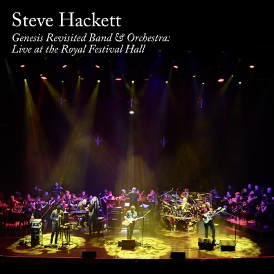 Steve Hackett (Стив Хэкетт): Genesis Revisited Band & Orchestra: Live