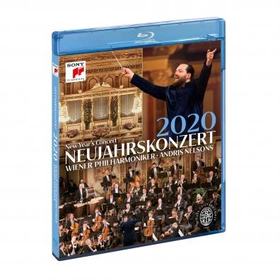 Andris Nelsons & Wiener Philharmoniker: Neujahrskonzert 2020 & New Year'S Concert 2020