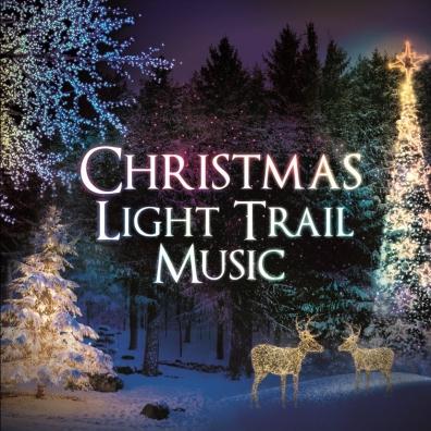 Christmas Light Trails