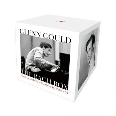 Glenn Gould (Гленн Гульд): Glenn Gould: The Bach Box - The Remastered Columbia Recordings