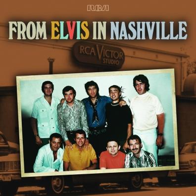 Elvis Presley (Элвис Пресли): From Elvis In Nashville