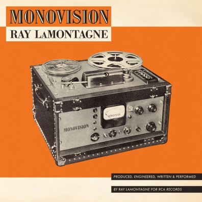 Ray Lamontagne (Рэй Ламонтейн): Monovision