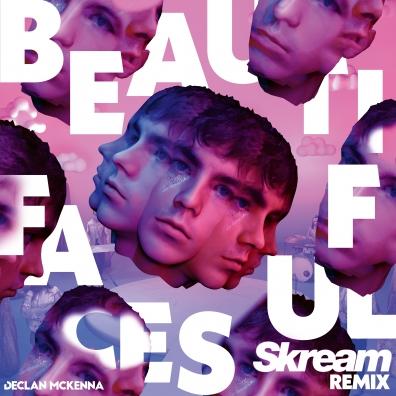 Declan McKenna (Деклан Маккенна): Beautiful Faces (Skream Remix) / The Key To Life On Earth (Tsha Remix) (RSD2020)