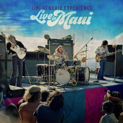 Jimi Hendrix (Джими Хендрикс): Live In Maui