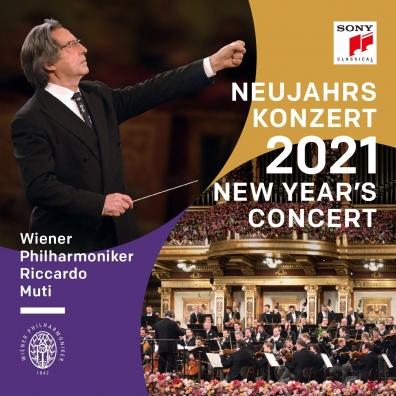 Riccardo Muti (Риккардо Мути): Neujahrskonzert 2021 / New Year'S Concert 2018
