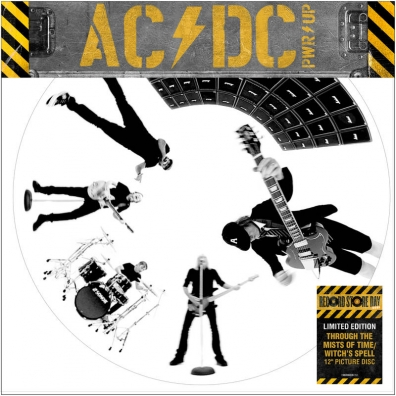 AC/DC: Through The Mists Of Time / Witch'S Spell (RSD2021)