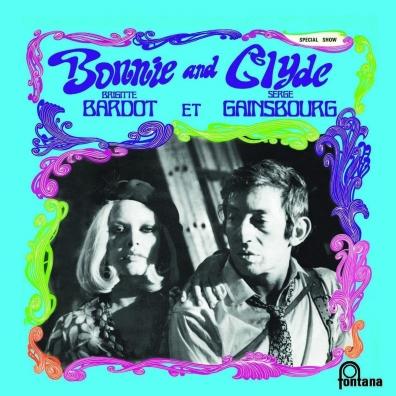 Serge Gainsbourg (Серж Генсбур): Bonnie And Clyde