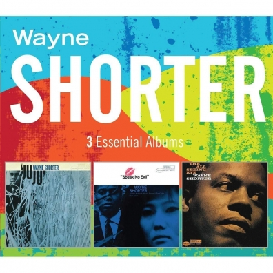 Wayne Shorter (Уэйн Шортер): 3 Essential Albums