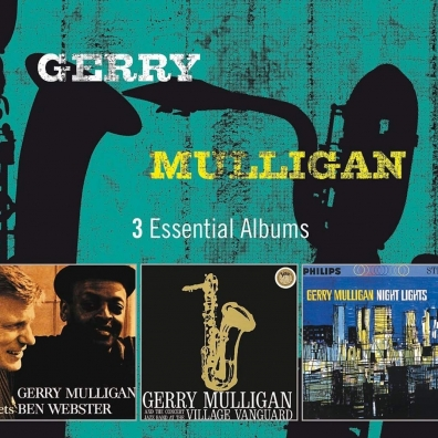 Gerry Mulligan (Джерри Маллиган): 3 Essential Albums