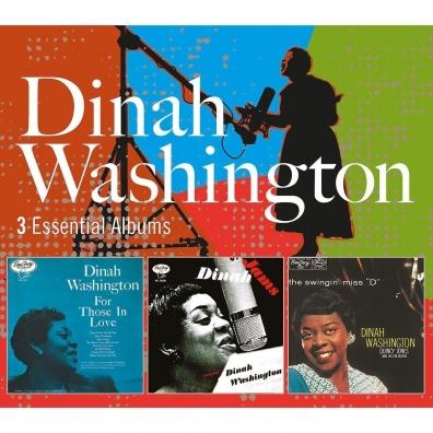 Dinah Washington (Куинси Джонс): 3 Essential Albums