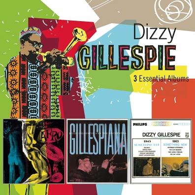 Dizzy Gillespie (Диззи Гиллеспи): 3 Essential Albums
