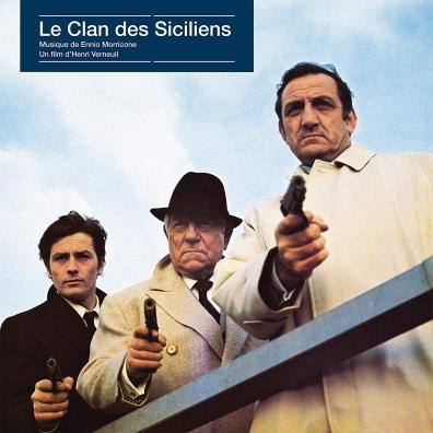 Ennio Morricone (Эннио Морриконе): Le clan des Siciliens