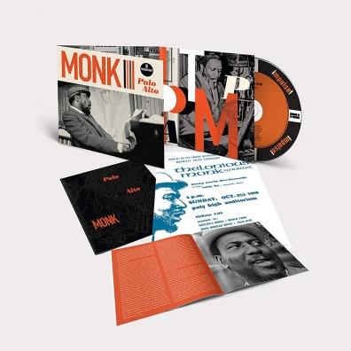 Thelonious Monk (Телониус Монк): Palo Alto