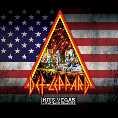 Def Leppard (Деф Лепард): Hits Vegas