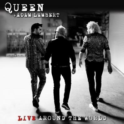 Queen (Квин): Live Around The World