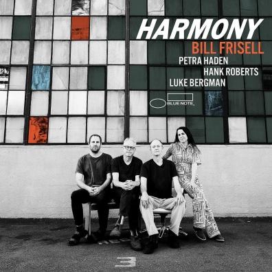 Bill Frisell (Билл Фриселл): Harmony