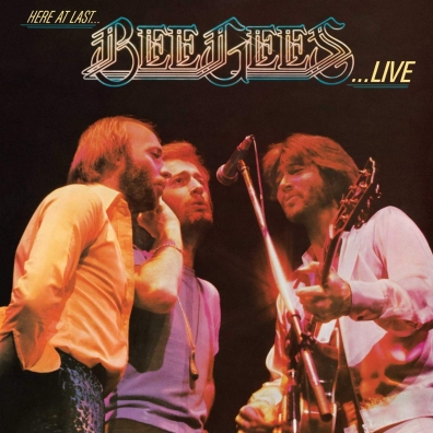 Bee Gees (Барри Гибб): Here At Last... Bee Gees Live