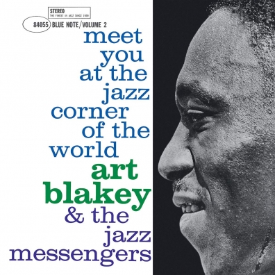 Art Blakey (Арт Блейки): Meet You at the Jazz Corner of the World - Vol 2