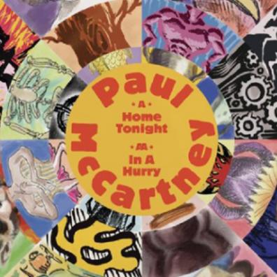 Paul McCartney (Пол Маккартни): Home Tonight / In A Hurry