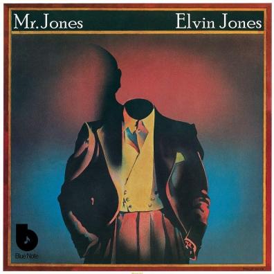 Elvin Jones (Элвин Джонс): Mr. Jones