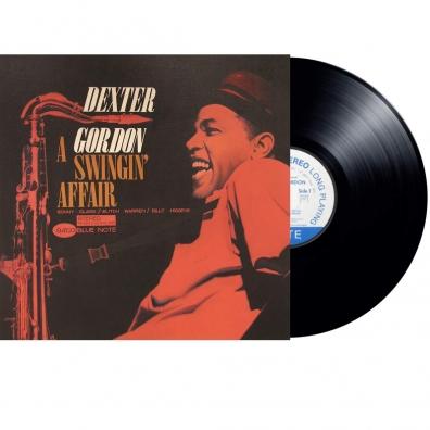 Dexter Gordon (Декстер Гордон): A Swingin' Affair